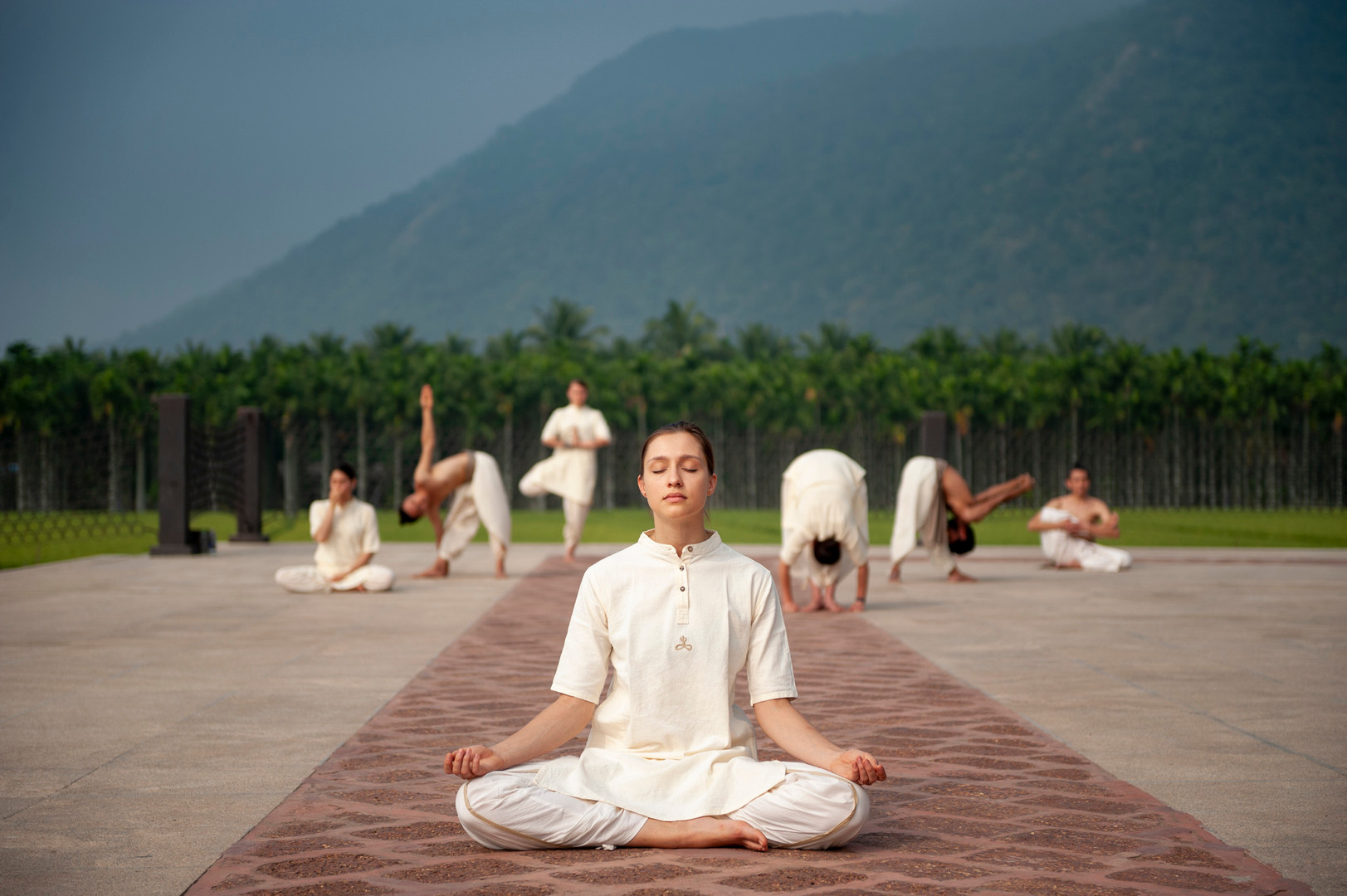 Isha Hatha Yoga Teacher Training
