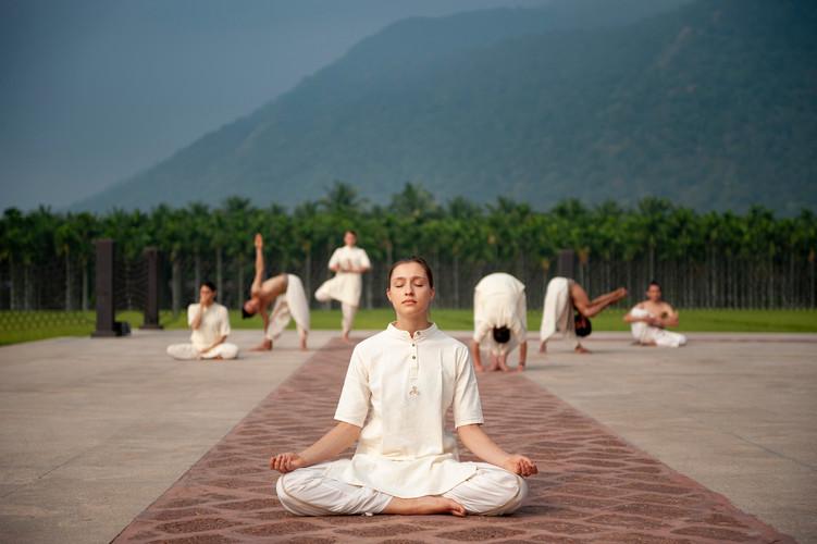 Isha Hatha Yoga Teacher Training
