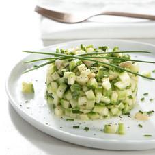 Zucchini Tartare