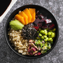 Crudo Poke Bowl