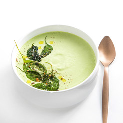 Raw Avocado Soup