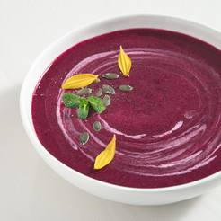 Raw Beetroot Soup