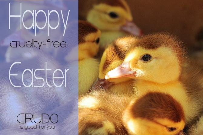 Το Crudo Σας Εύχεται Καλό Πάσχα!