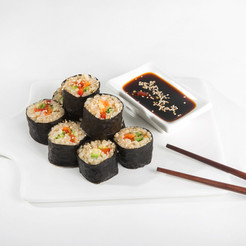 Brown Rice Sushi Rolls