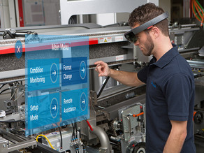 5 Ways Augmented Reality Can Increase Manufacturing Productivity