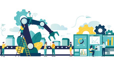 Digital Assistance for the Expansion of Lean Manufacturing : 3 Interesting Examples