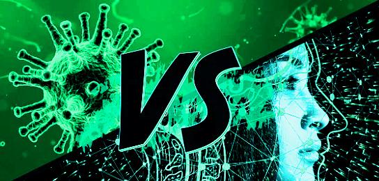 Virus vs. Technology