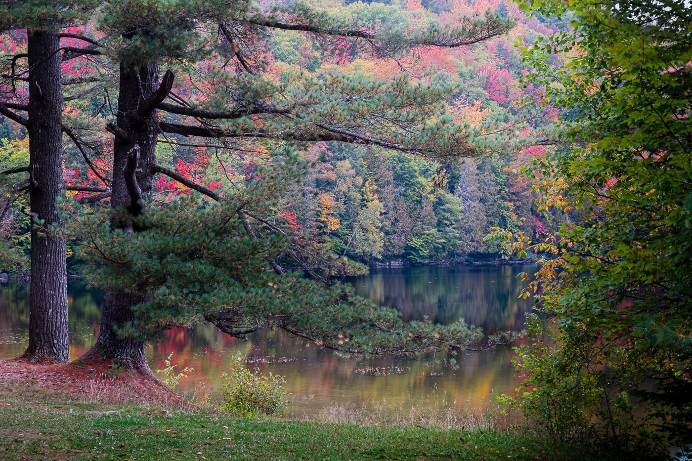 Eighth Lake Campground