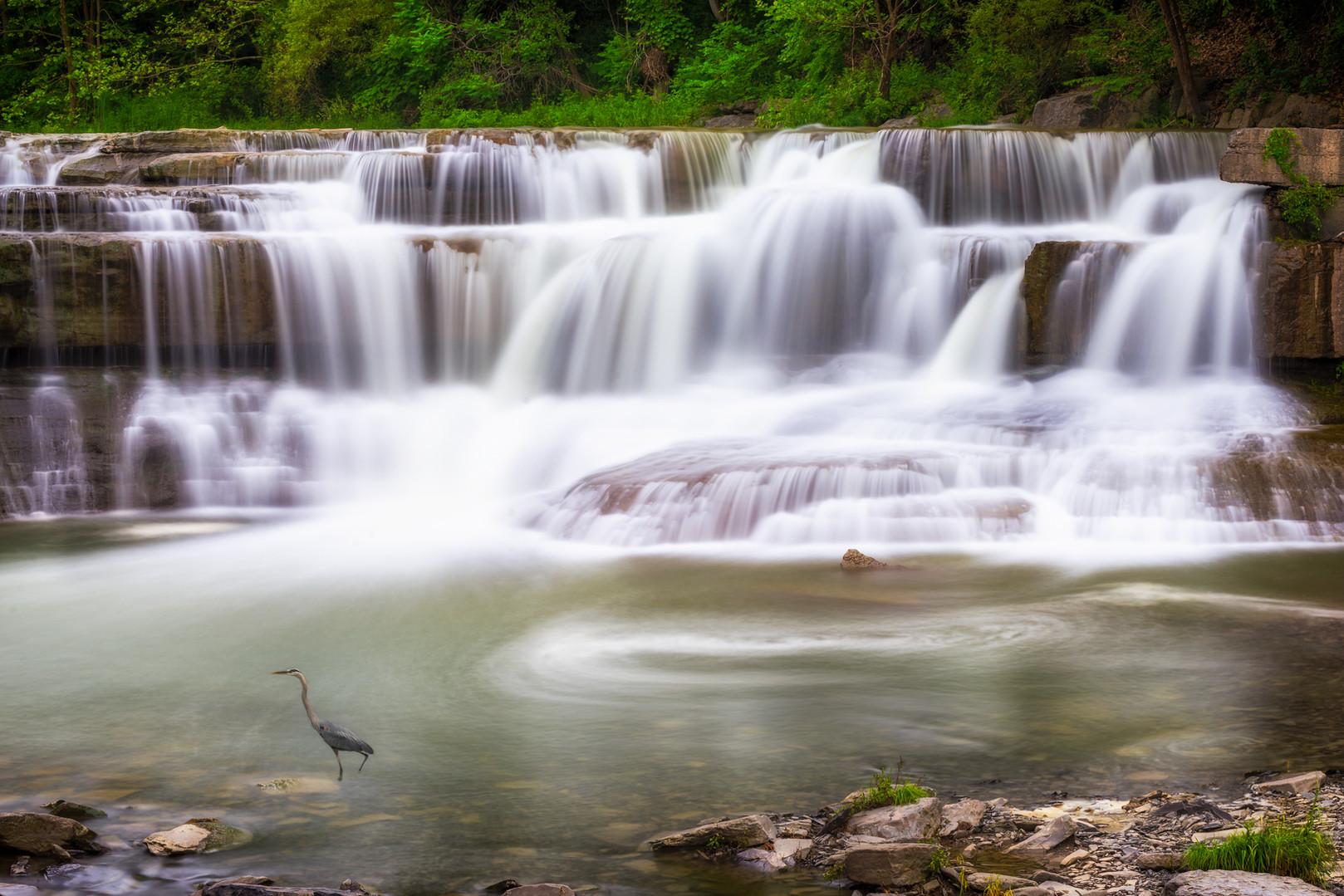 Lower Taughannock Falls