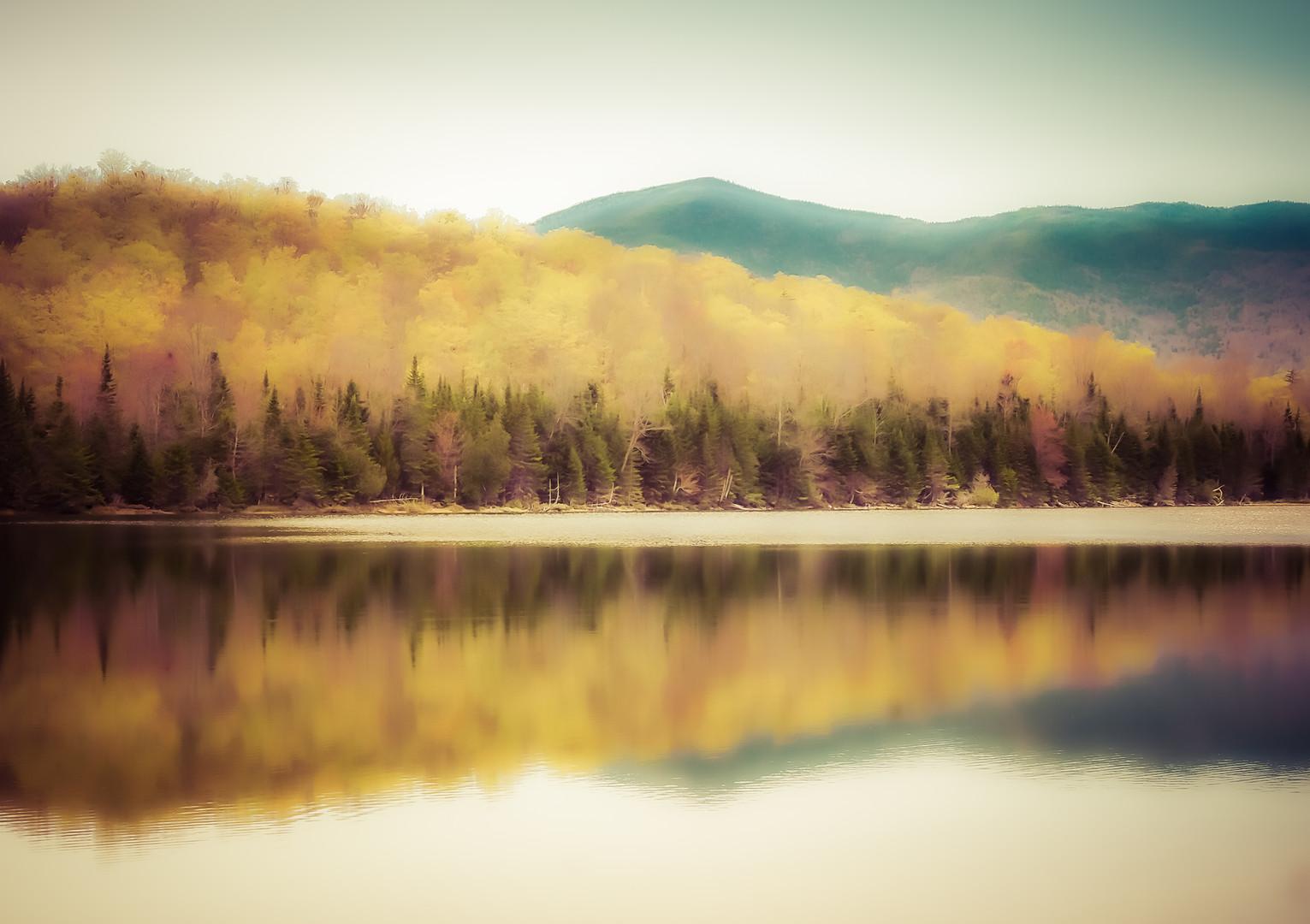 Heart Lake Impression