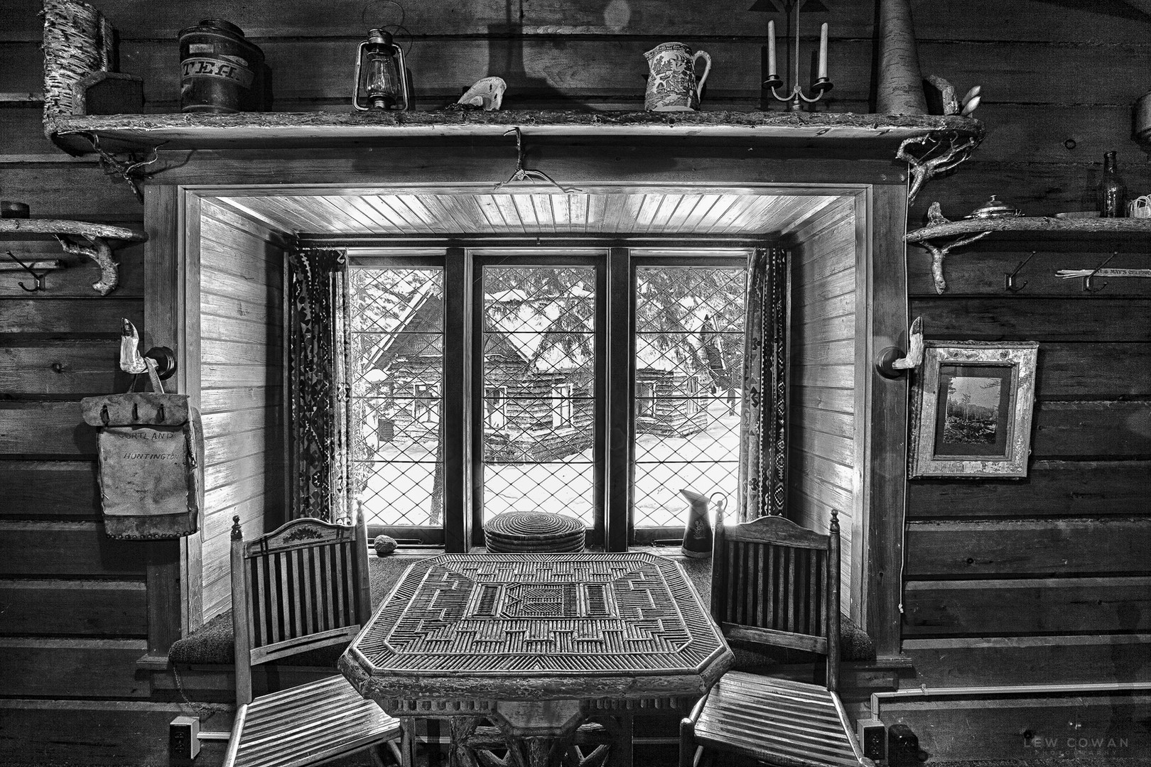 The Durant Cabin