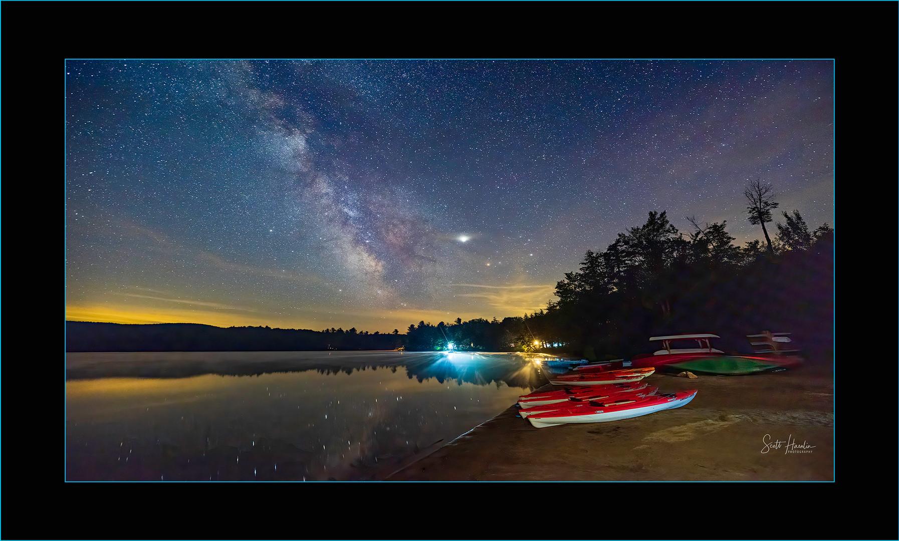 Adirondack Milkyway