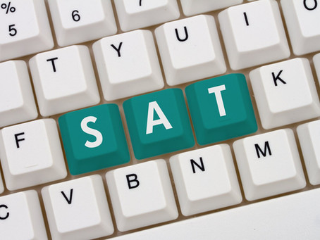 August SAT Testing Sites are Filling up Fast!