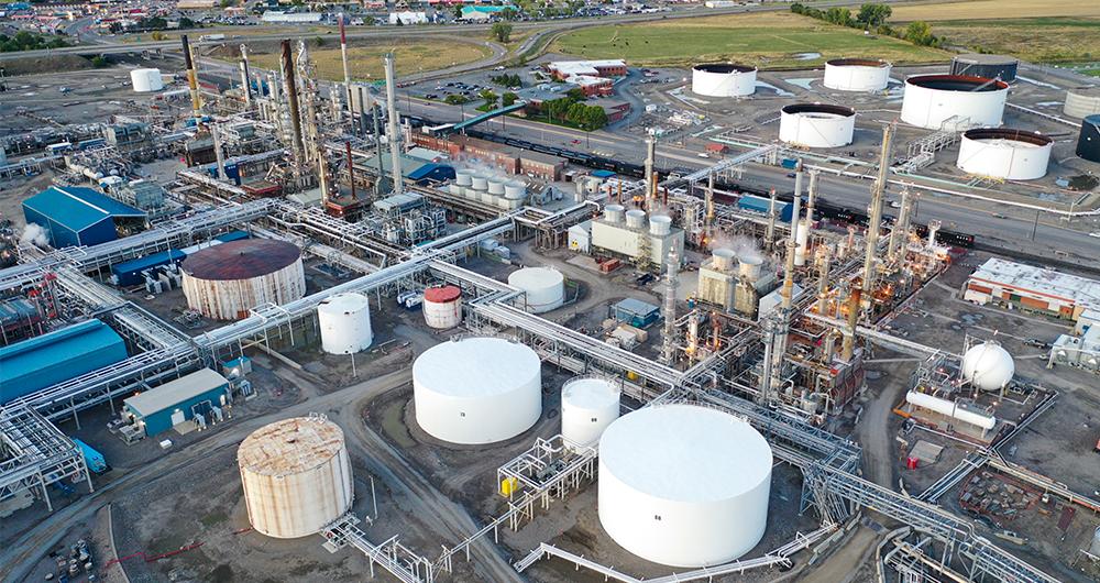CHS Refinery Laurel, MT