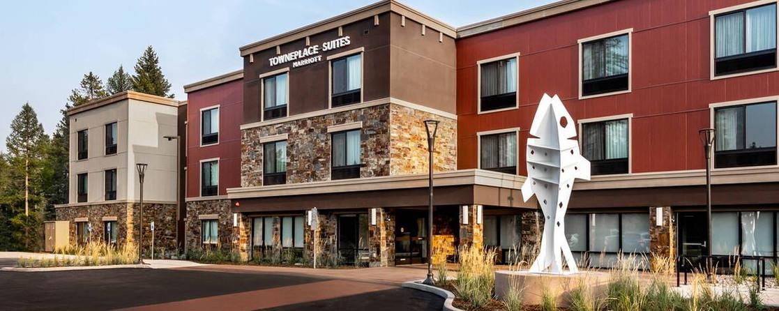TownePlace Suites Marriott Kalispell, MT