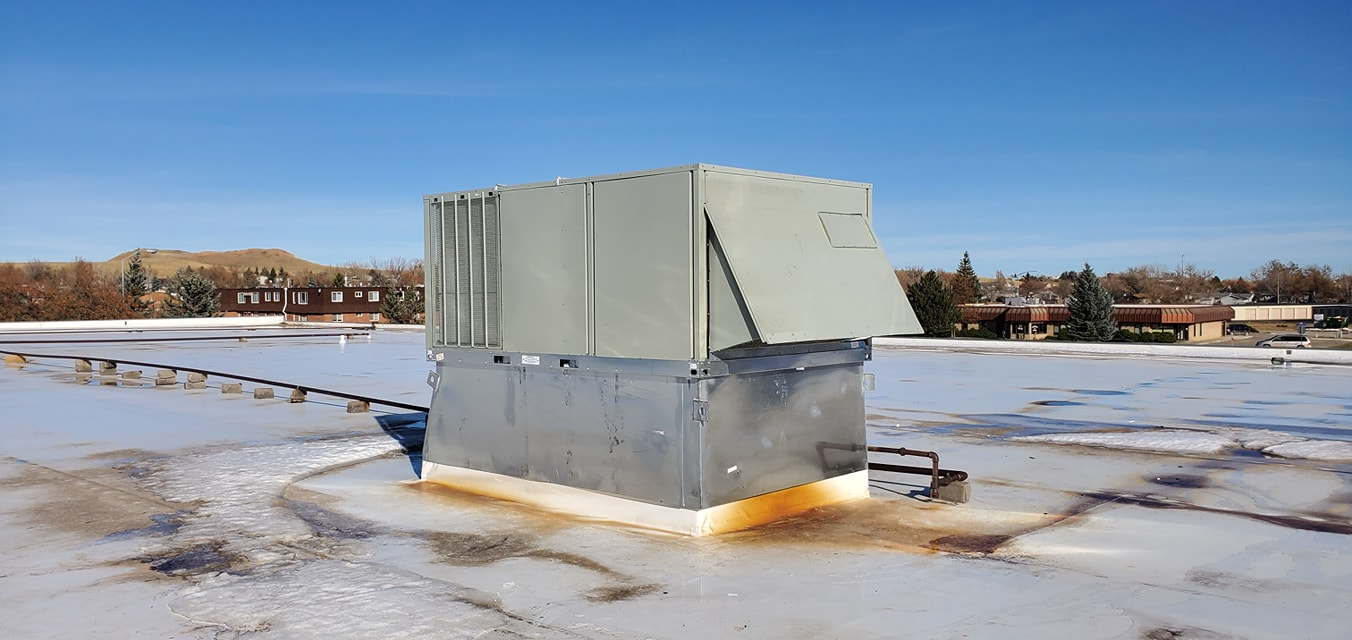 Retrofit Rooftop Unit