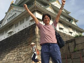 やっぱり大阪観光の鉄板は大阪城!?