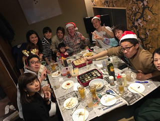 Christmas Party(⋈◍>◡<◍)。✧♡