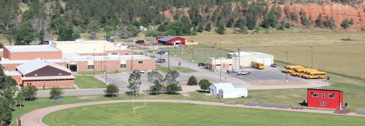 Hulett High School