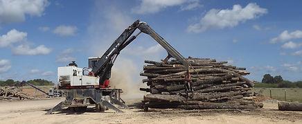 Wood Yard, Cook Wood, Logs, Wood Purchasing