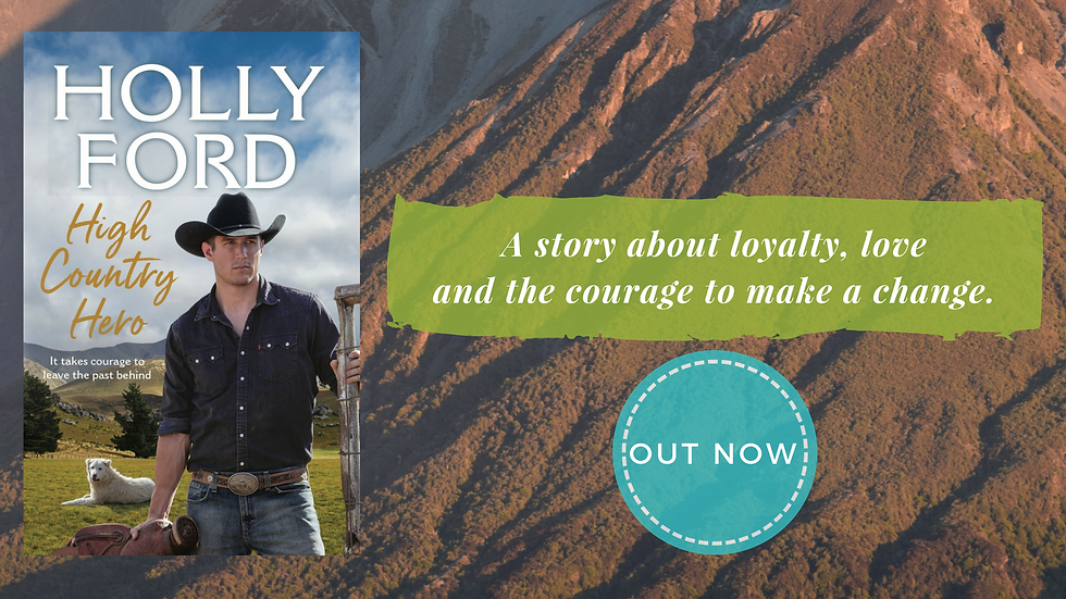 High Country Hero by Holly Ford