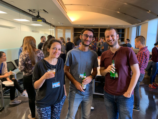 Happy Hour Gennarino Lab Sept 2019