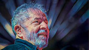 ELEGÍVEL: Fachin anula condenações de Lula ex-presidente recupera direitos políticos