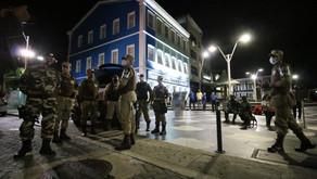 Salvador: Restrição de atividades não essenciais é prorrogada   até dia 15