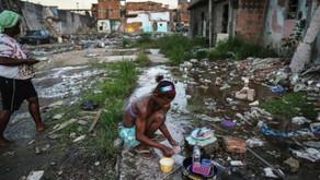 Brasil:  Cresce o número de família em extrema pobreza