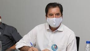 Covid19: Morre Maguito Vilela, prefeito licenciado de Goiânia