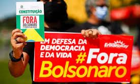 Desde 2019, 61 denúncias, com pedidos de IMPEACHMENT contra o presidente BOLSONARO