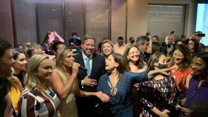 Arthur Lira, comemora eleição com festa para mais de 300. Péssimo exemplo em momento de pandemia