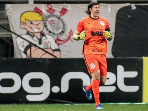 Cássio: 'Será o maior jogador da história do Corinthians'