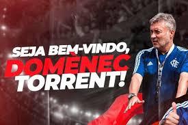 Contratado: Flamengo anuncia que fechou com treinador Domènec Torrent até o fim de 2021