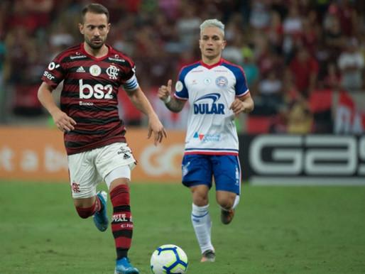 Fla vence Bahia por 5 a 3 com golaços e empolga torcida