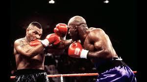 Retorno ao Ringue...? Tyson e Holyfield têem menos de 40 anos fisiologicamente, diz especialista