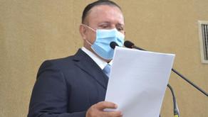 Discurso de posse:  Presidente Adolfo Menezes, enaltece ciência e homenageia vítimas do Covid19