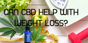 studies indicated that CBD affects weight by interacting with CB1 and CB2 receptors in lymphoid tissue (the part of the body's immune system that is important for the immune response and helps protect it from infection and foreign bodies) and the brain and suggests that CBD may reduce food intake and boost metabolism, which could promote weight loss or appetite suppression.