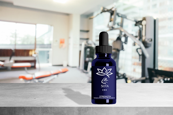 SOTA water soluble CBD Strength for men to increase blood flow and erectile dysfunction