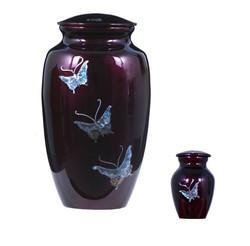 Butterflies Purple - $210