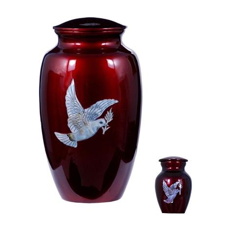 Dove Burgundy - $210