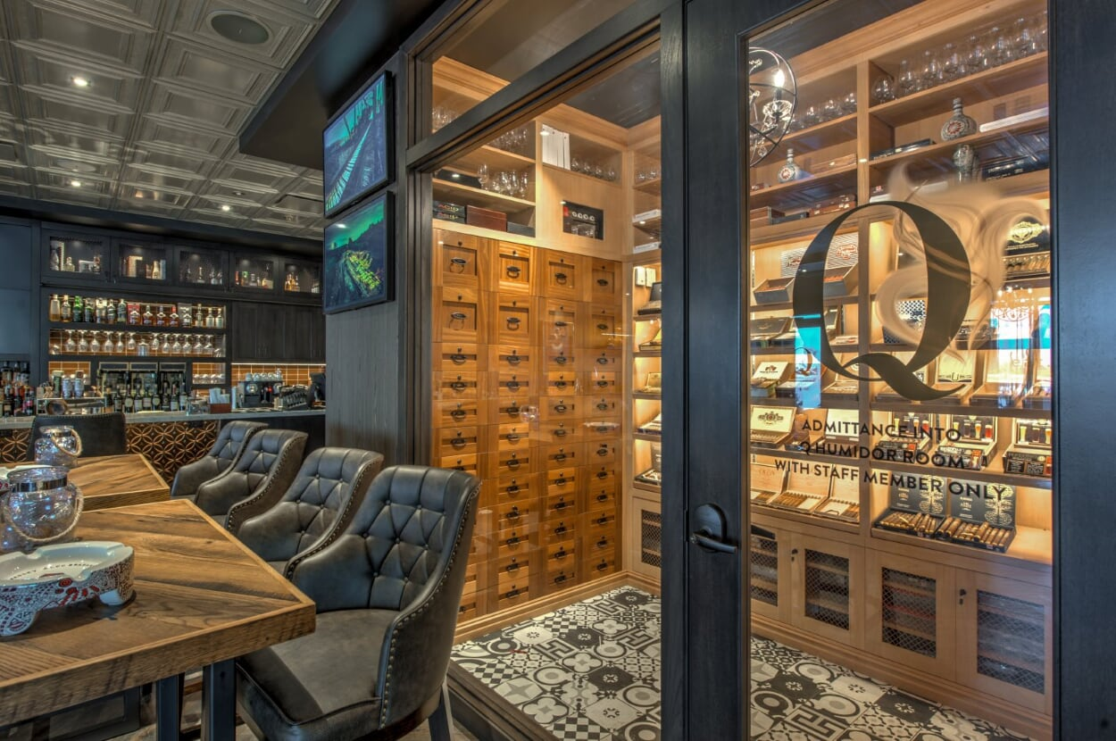 Q Cigar Room