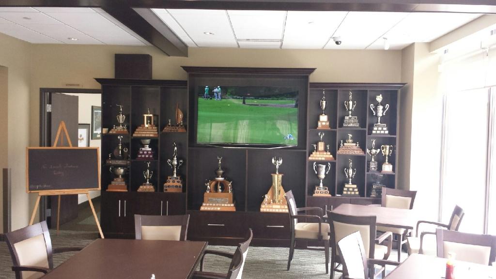 Glendale Trophy Case