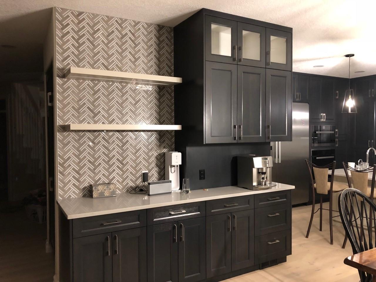 Kitchen - Coffee Area
