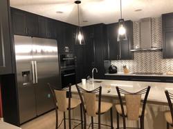 Kitchen -Fridge Wall