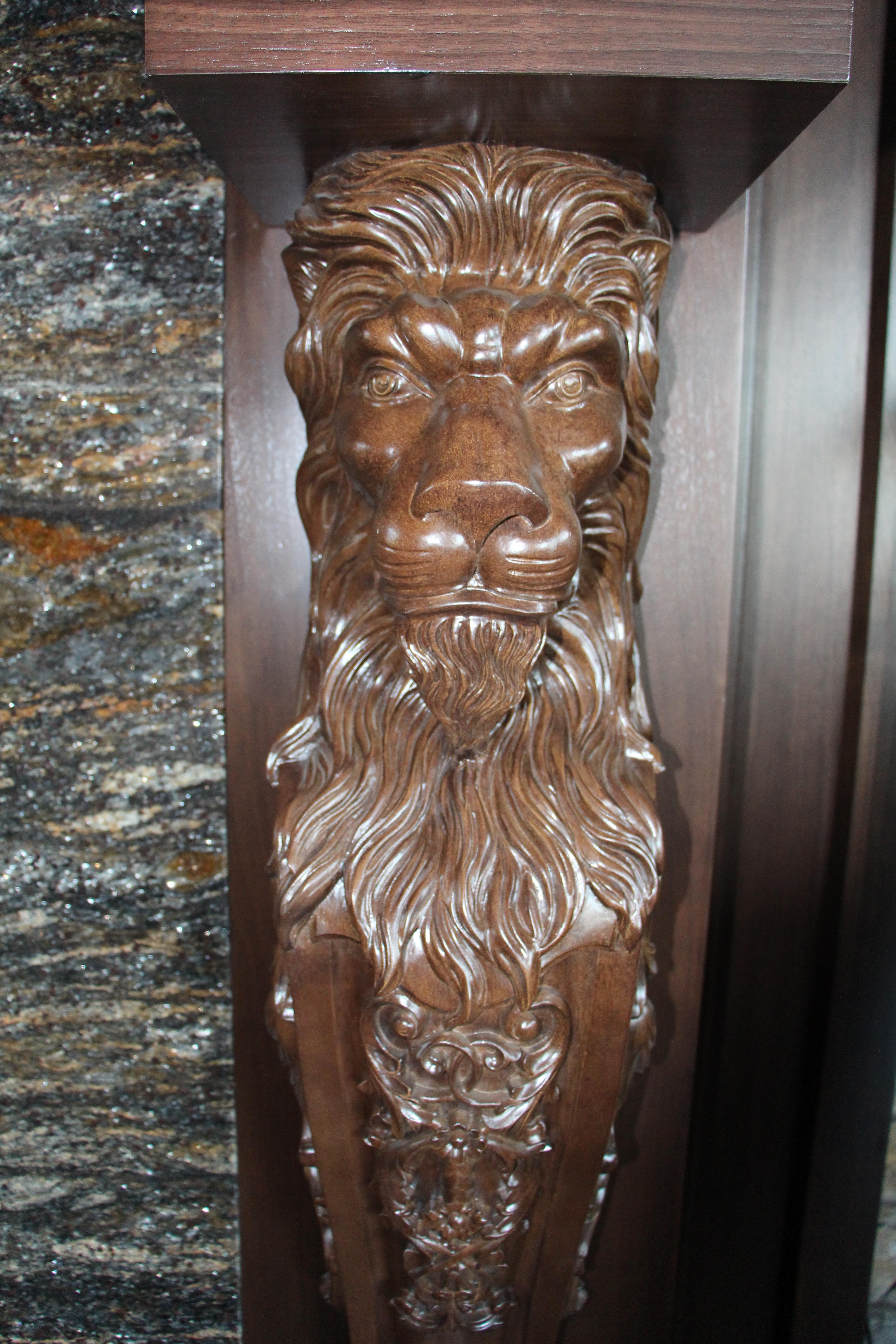 Lion Moulding