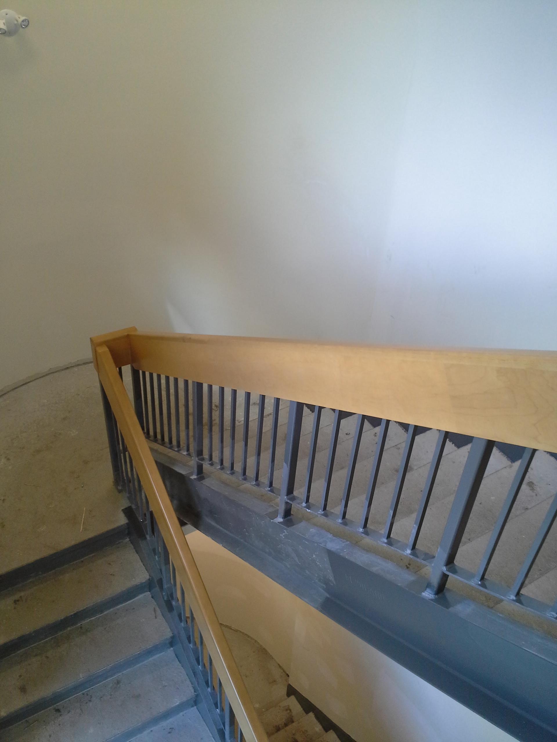 Maple Handrail