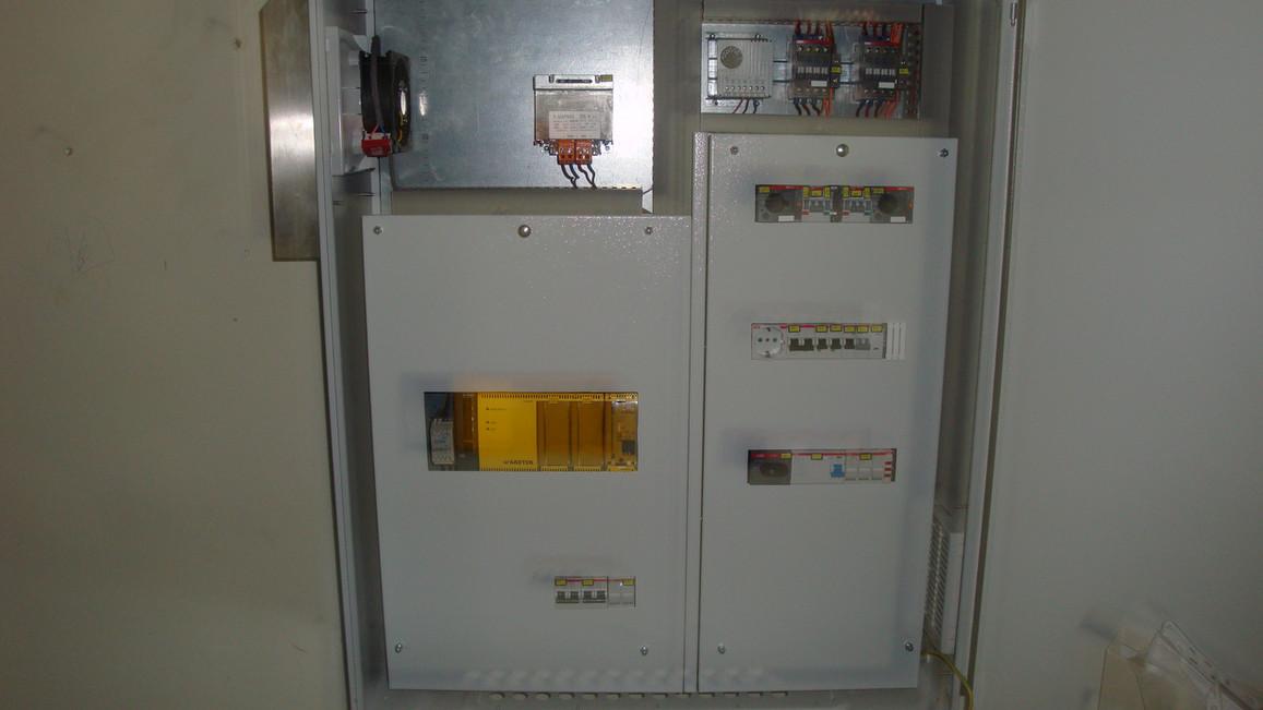 Automation Station Panel