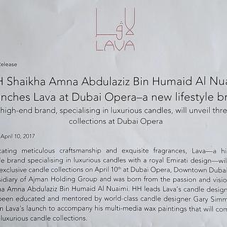 Dubai Launch