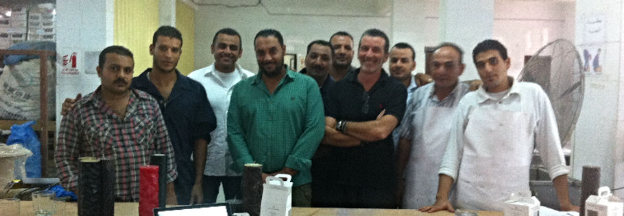 candle making courses students cairo